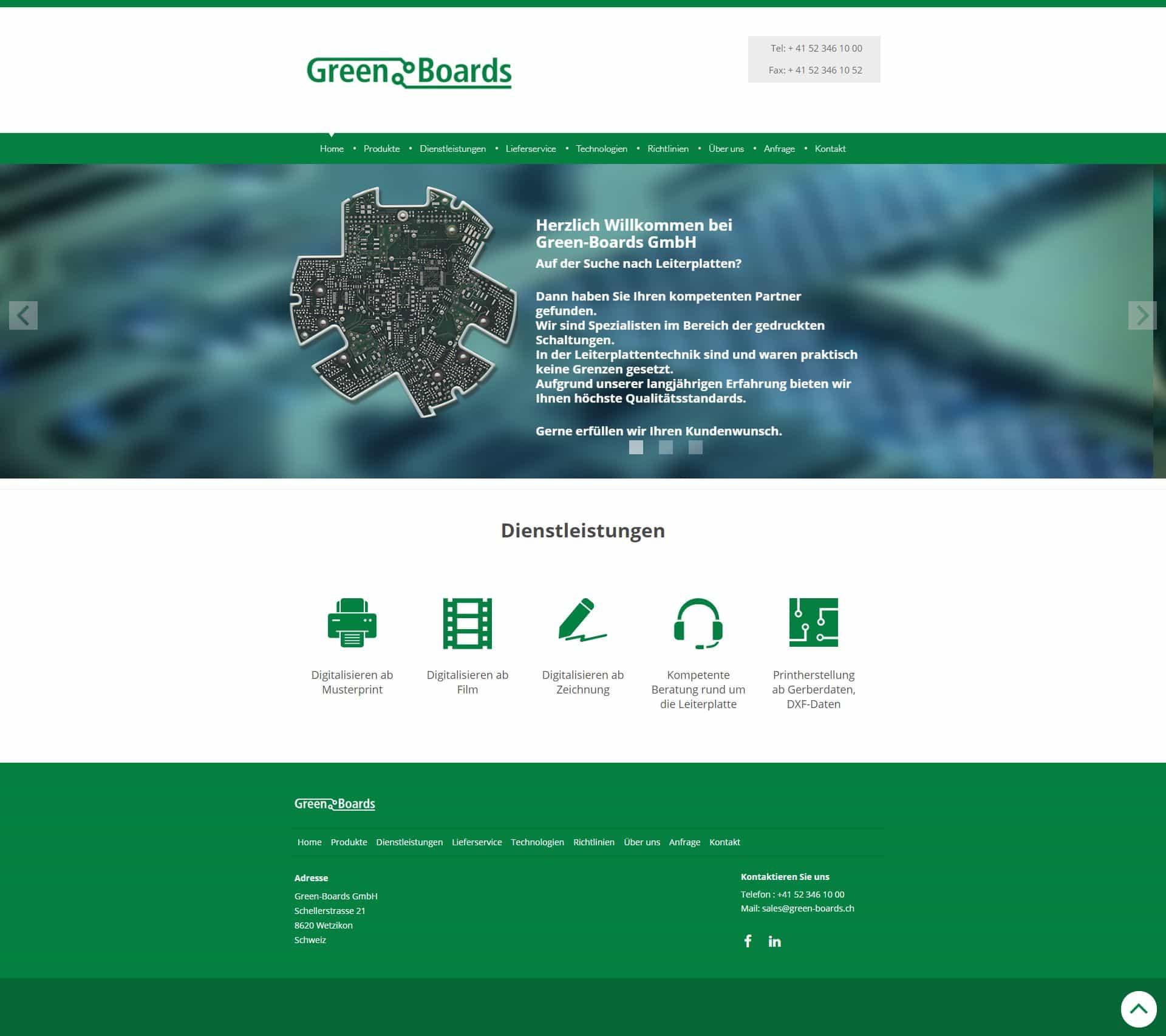 Homepage Portfolio Schalttechnik small