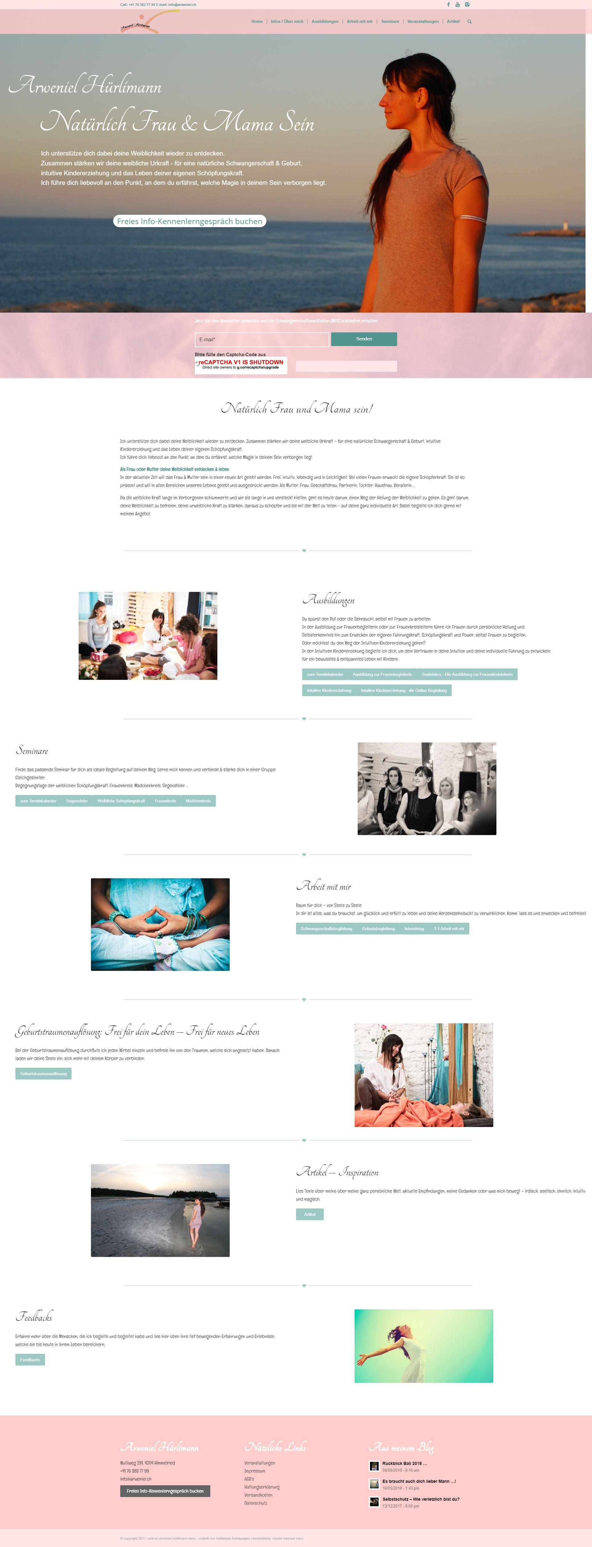 Homepage Projekt Schwangerschaftsbegleitung small