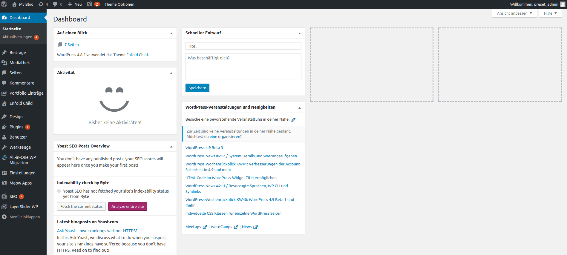 Webseiten machen lassen mit hhomepage