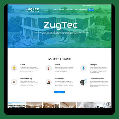 Premium Webseiten erstellen lassen mit top Webdesign | hhomepage.ch
