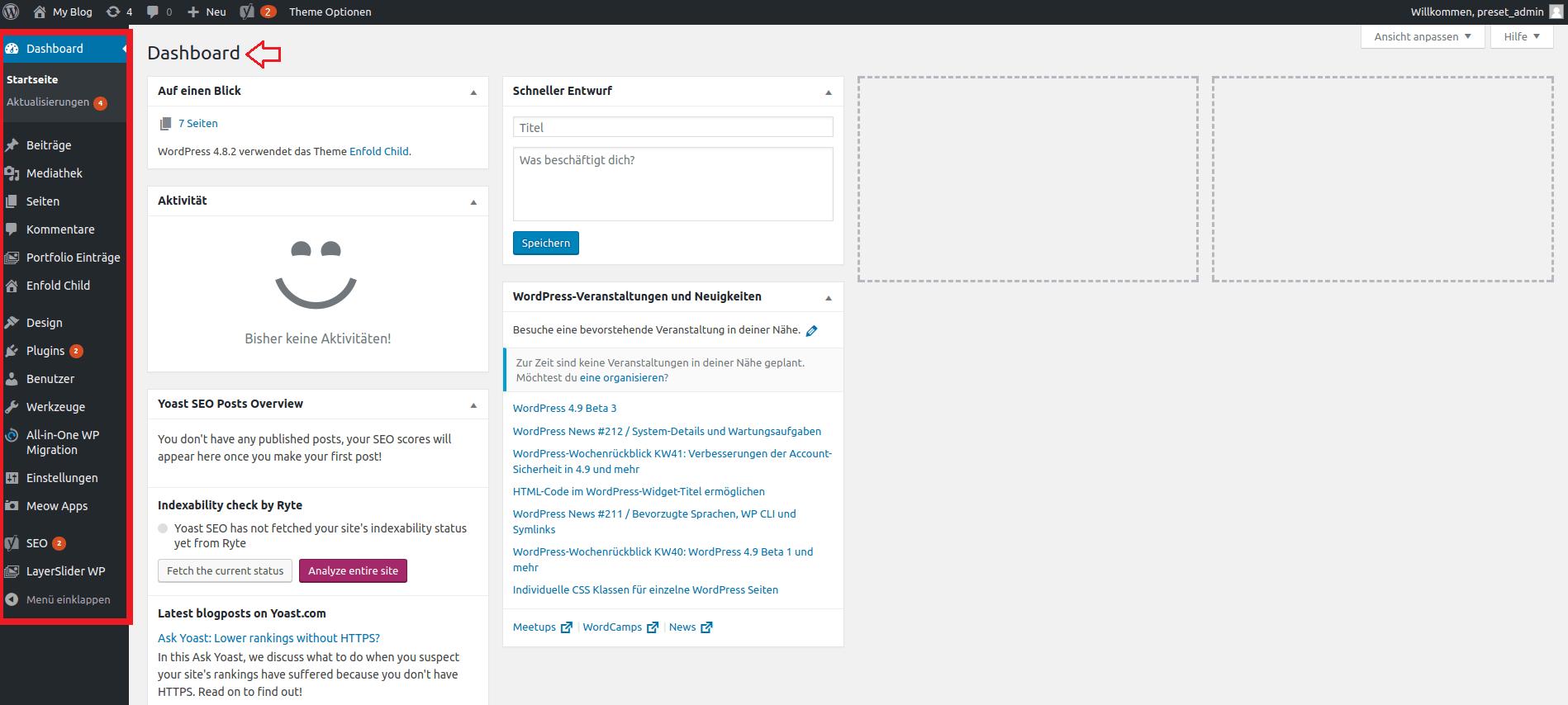 Websites machen lassen von hhomepage.ch