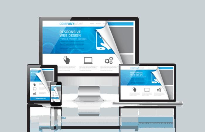 Webseite machen mit responsive mobile Design