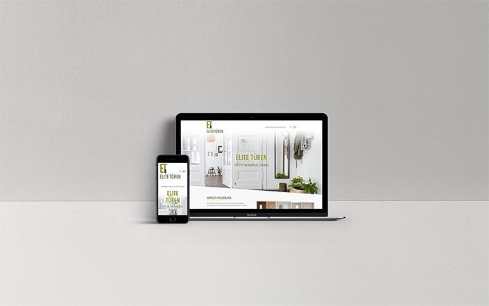 Webseiten-Projekt Türenspezialist