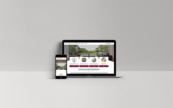 Webseiten-Projekt Montagespezialist